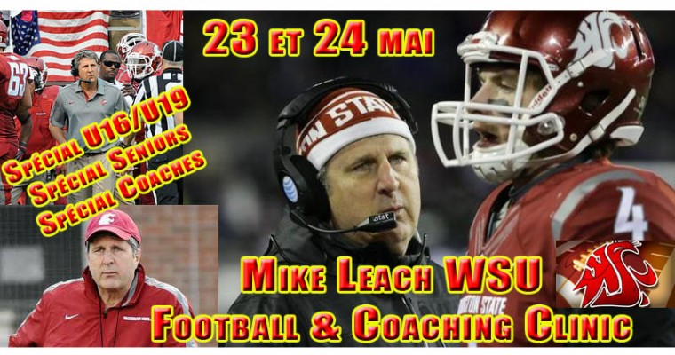 Formation Mike Leach