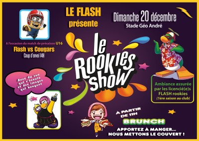 FLASHrookieshow2015-affiche